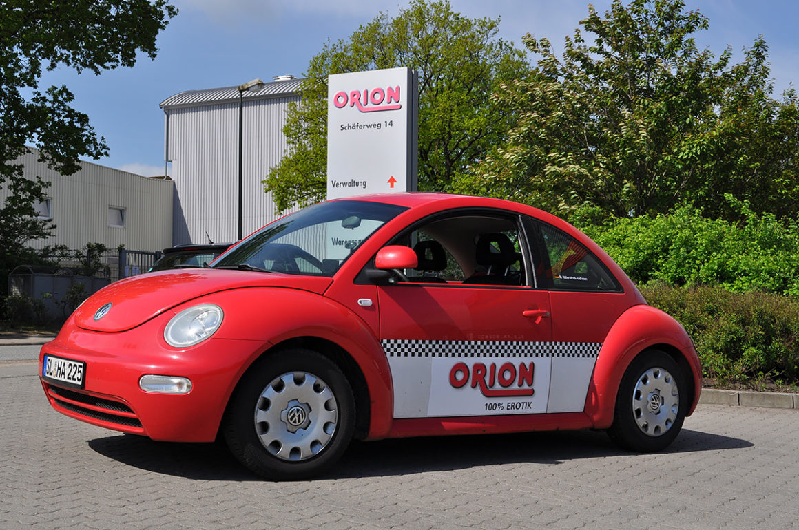"""3. Nordeuropäische E-Mobil Rallye wieder mit """"Team ORION"""""""