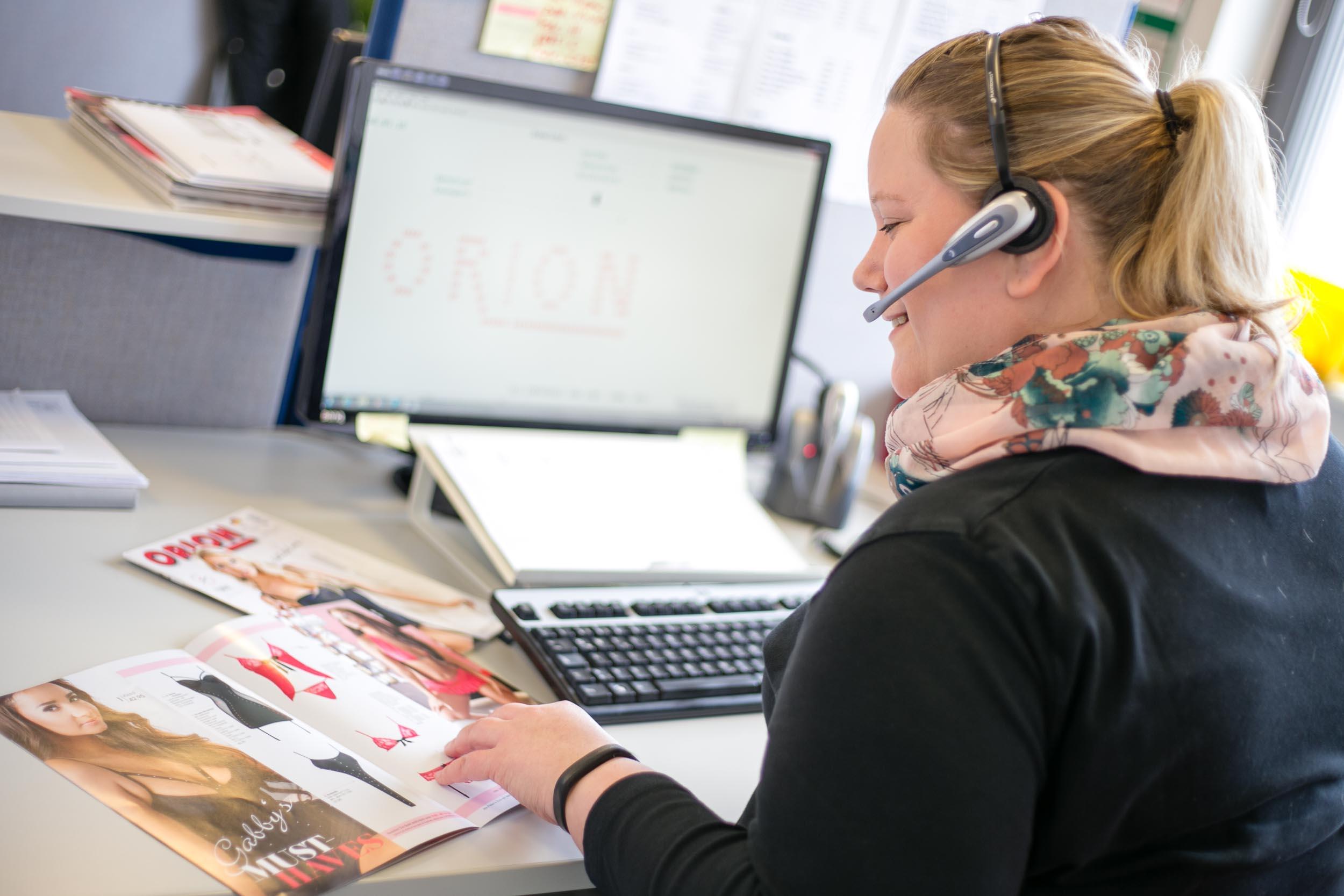 Kundendienstmitarbeiter/-in in Flensburg
