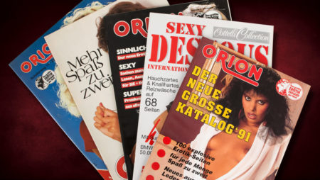 Retro Hits – sexy ORION Werbung der 80/90er