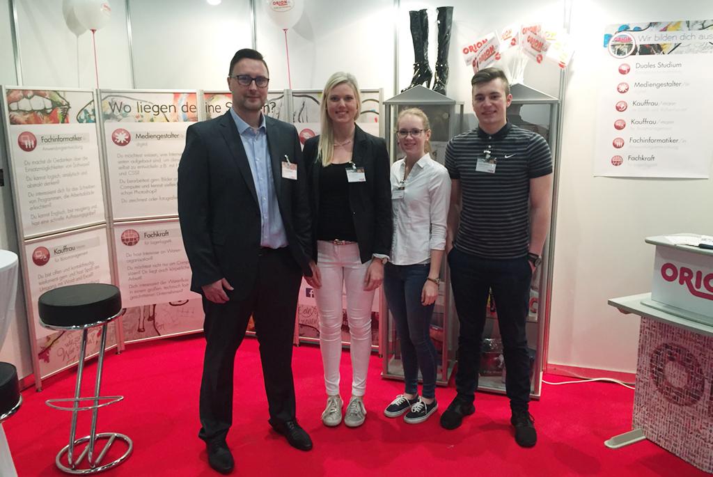 nordjob 2017: ORION auf der Fachmesse für Ausbildung und Studium