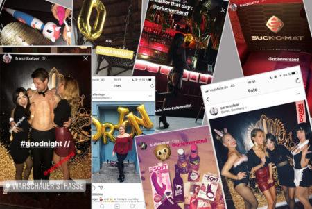 """Dirty Talk im """"Raumklang"""": ORION lädt zum Get Together mit Bloggern und Influencern"""