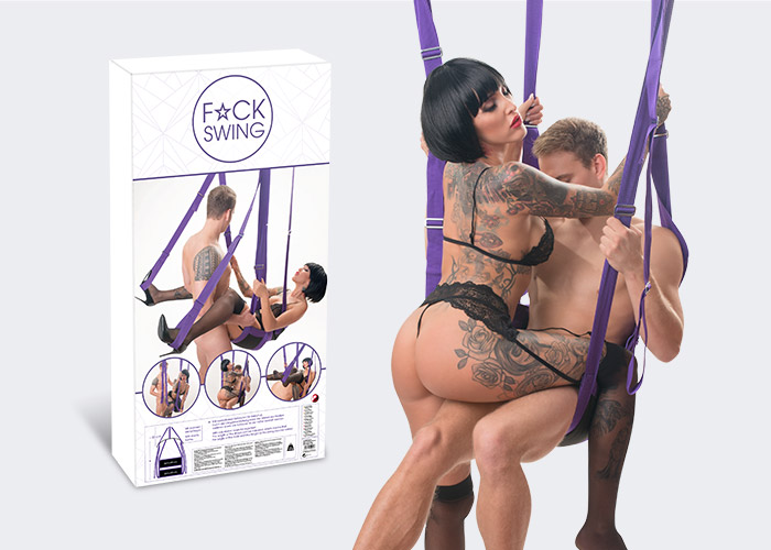 ORION Wholesale: New Sex Swing from You2Toys