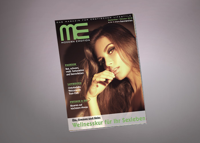 """Die Herbst-Ausgabe von """"Modern Emotion"""" ist da!"""