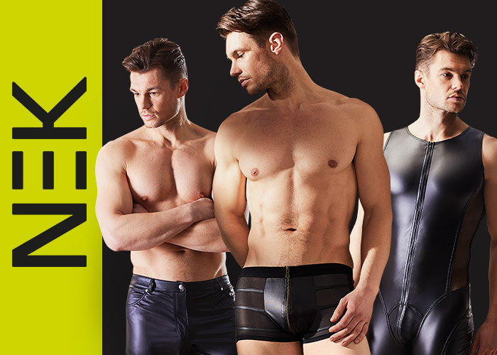 NEK – Männerwäsche für experimentierfreudige Trendsetter