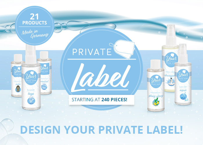 """New at ORION Wholesale: Exclusive Own Brands for Everyone with the """"Private Label"""""""