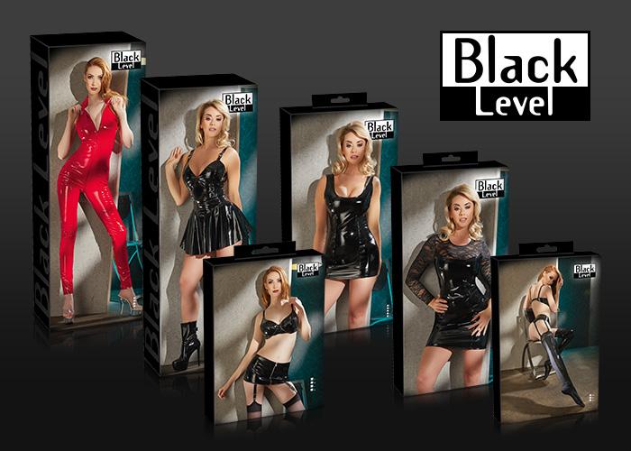 BLACK LEVEL: Neue Glanzstücke für Ladies