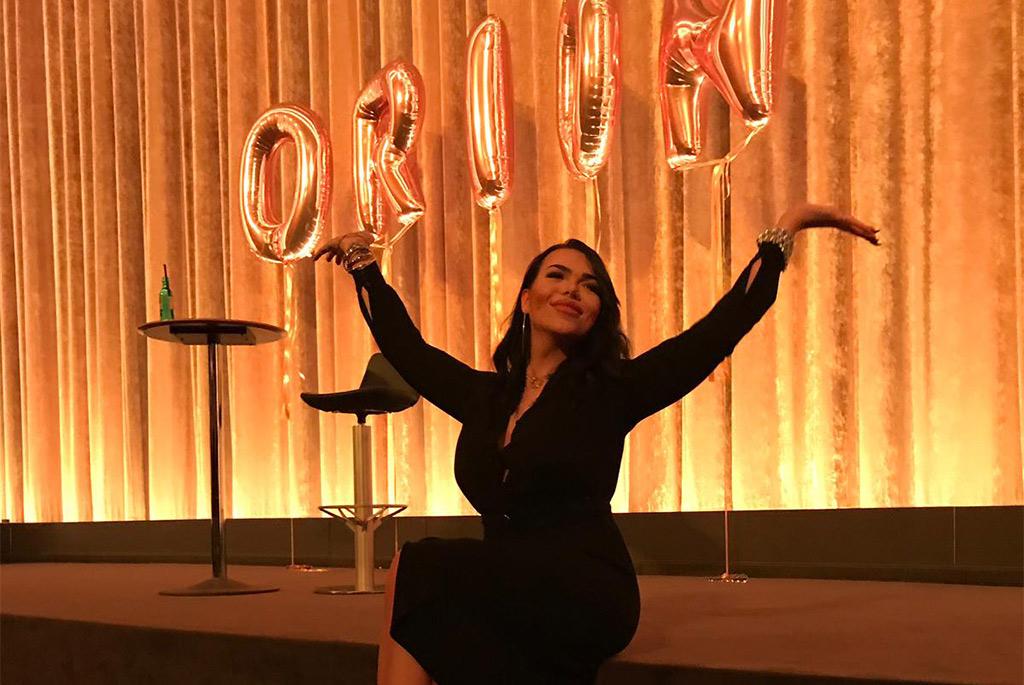 Bühne frei für 90 Minuten Sex: Mademoiselle Nicolette und ihre Show-Premiere mit ORION