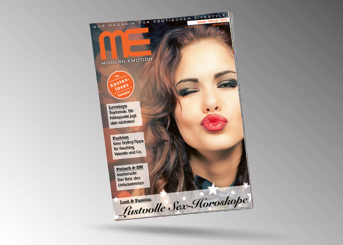 """Kostenloses, neutrales Kundenmagazin: Die neue Ausgabe von """"Modern Emotion"""" ist da!"""
