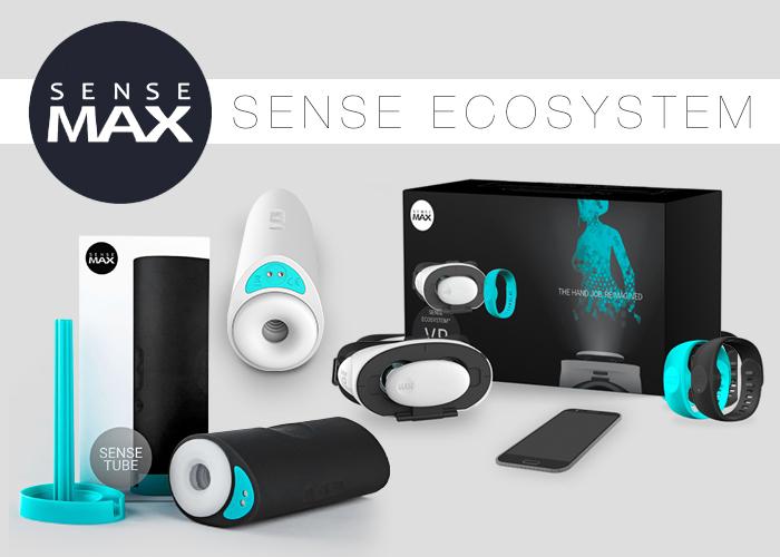 Neu beim ORION Großhandel: Interaktive Hightech-Produkte von SenseMax