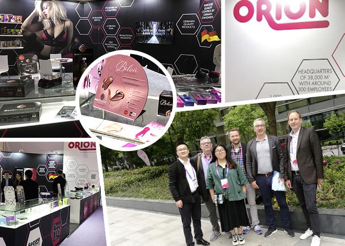 ORION Großhandel auf der ADC Expo in Shanghai