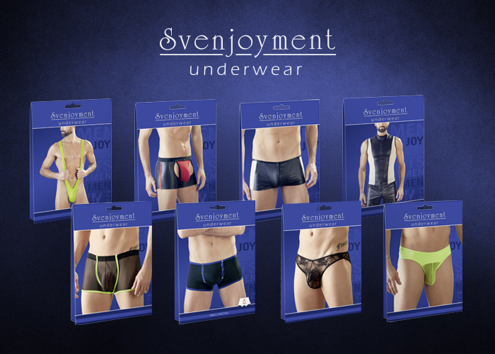 Svenjoyment Underwear: Neue Trend-Kollektion für den Mann