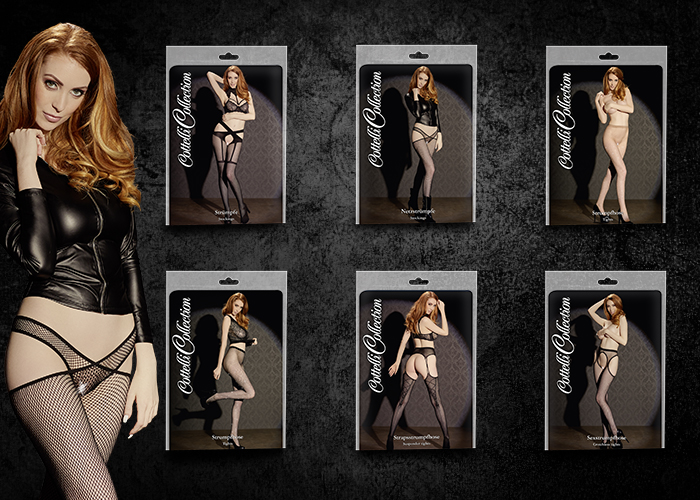 Cottelli Collection Stockings: Breathtaking Stockings for a Perfect Seductive Look