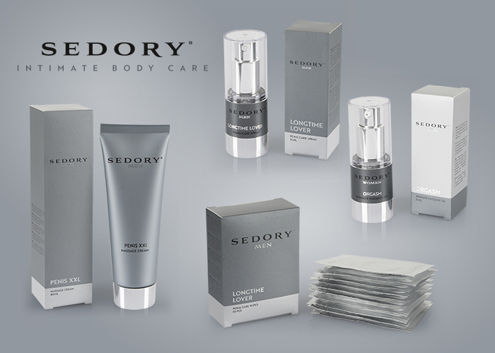 """SEDORY – Intimpflege """"made in Germany""""!"""