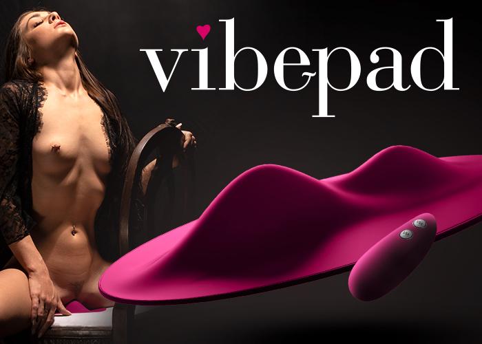 Vibe Pad – die neue Art der äußeren Stimulation