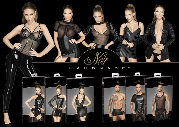 """Neue Outfits von """"Noir Handmade"""""""
