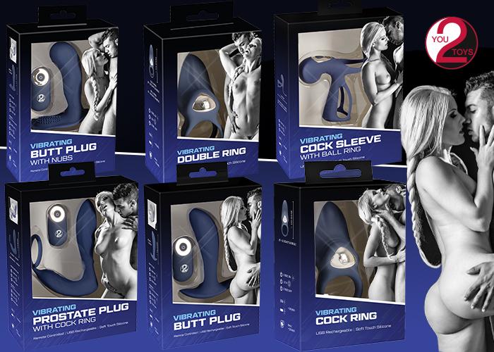 """Neues """"Spielzeug"""" für Männer und Paare von You2Toys"""