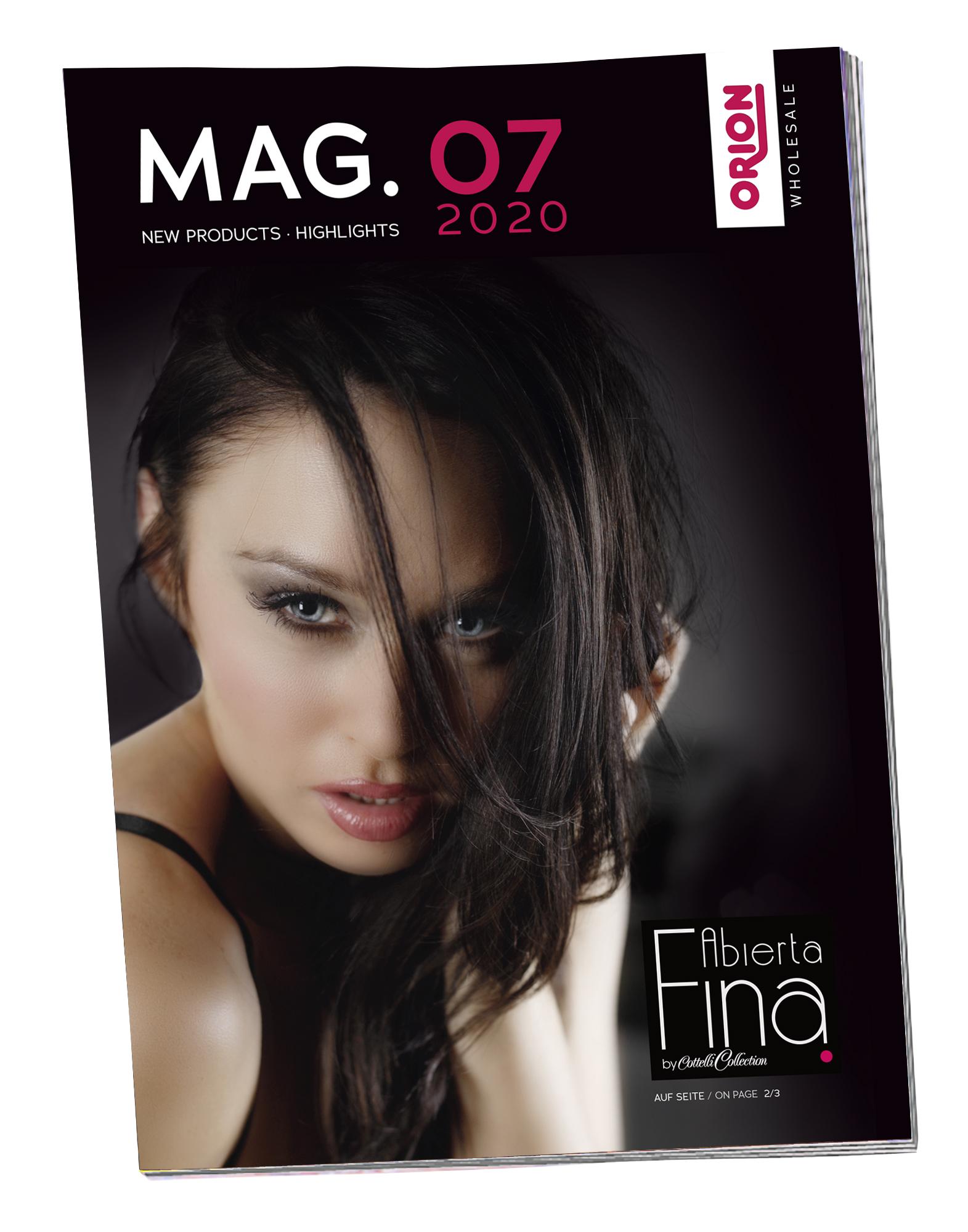 Die Juli-Ausgabe des MAG ist da!