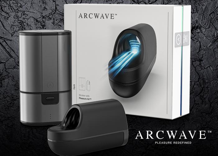 Masturbator Arcwave Ion – die Womanizer-Technologie für den Mann