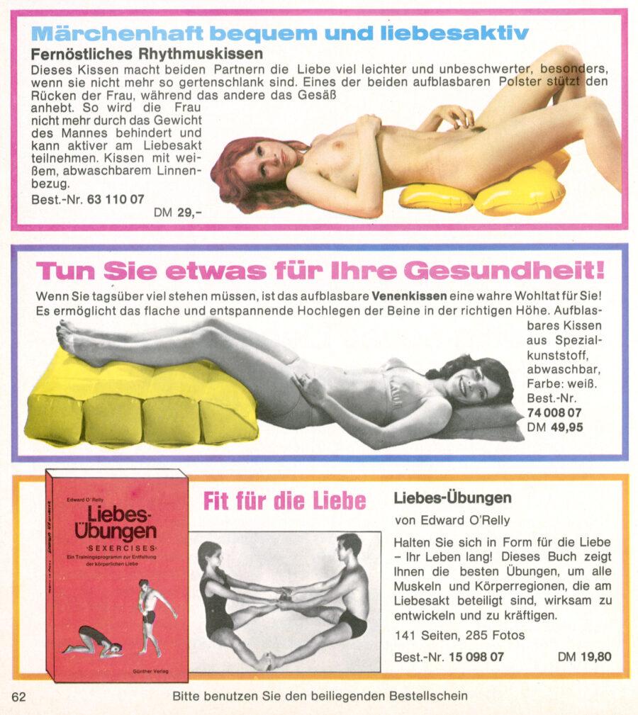 Vom Streichelstab zum Lifestyleprodukt: Der Erotikkatalog im Wandel